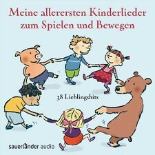 FREDRIK VAHLE - MEINE ALLERERSTEN KINDERLIEDER  CD NEU