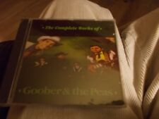 GOOBER & THE PEAS CD THE COMPLETE WORKS OF BRAND NEW SEALED