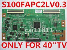 Original T-Con Board S100FAPC2LV0.3 UA40D5000PR LTJ400HM03  For 40''TV 40 ''