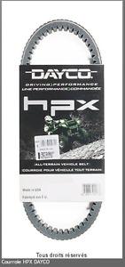Courroie HPX DAYCO 844 x 29 mm Pour quad