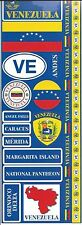 Reminisce VENEZUELA Scrapbook Stickers and Borders