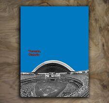 "Toronto Blue Jays Sports Poster MLB Art Print Rare Hot New 12x16"""