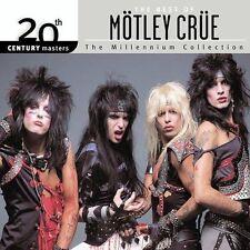 * MOTLEY CRUE -  Millennium Collection - Best of