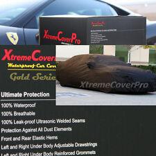 2009 2010 2011 SUBARU Impreza WRX STi Waterproof Car Cover w/MirrorPocket BLACK