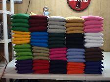 Cornhole Bags- 5 SETS ! 40 Bags!! (10 colors 4 of each)
