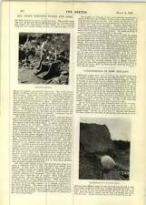 1899 Precious Stones Gems Gold Seeking New Zealand Troubles Samoa