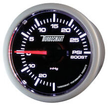 New Genuine TURBOSMART Turbo Boost Gauge 30PSI 52mm + Mounting ALSO AVALABLE...