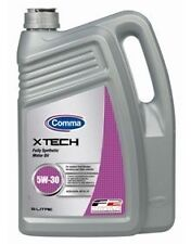 FORD TRANSIT COMMA XTECH FULLY SYNTHETIC OIL 5 LITRE 5W/30 ACEA A5/B5 API SL CF