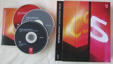 Adobe CS5 Design Premium MAC OS Creative Suite 5 (2x Mac install) PN:65073808