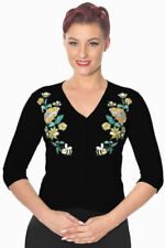 Cotton Patternless Spring Jumpers & Cardigans for Women