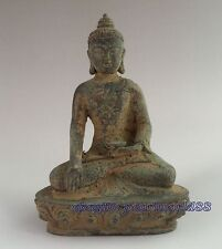 china folk collecton! old copper sculpture 'Buddha' Buddhist statue