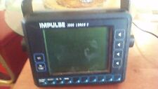 Impulse 3000 Loran C Fish Finder UNTESTED NO CABLES