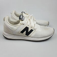 Men's NEW BALANCE '247' Sz 10 US Runners White VGCon Shoes | 3+ Extra 10% Off