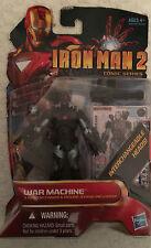 Marvel Iron Man 2 Comic Series War Machine Hasbro #38
