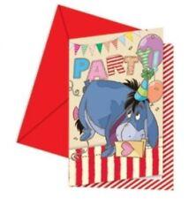 Articoli rosso per feste e occasioni speciali sul Winnie the Pooh