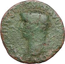 CLAUDIUS 50AD Libertas Liberty Large  Ancient Roman Coin Rome i27356