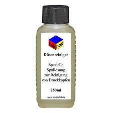 Düsen und Druckkopf Reiniger Set 250 ml für Brother Canon HP Epson uvm. kein OEM