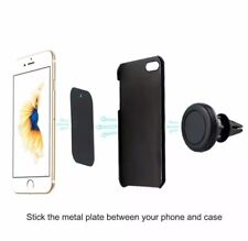 Universal car mount phone air vent magnetic holder