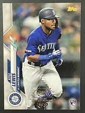 KYLE LEWIS RC 2020 Topps Chrome SP Update Series Preview