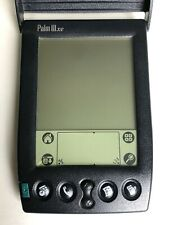 Vintage Palm Pilot IIIxe (3xe) PDA Working Condition