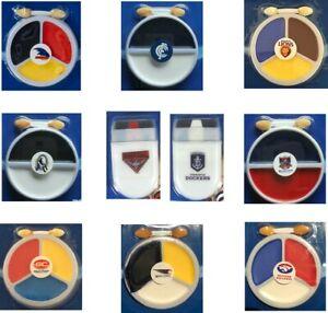 AFL Team Face Paint / Stick - Official AFL Party and Merchandise Supplies