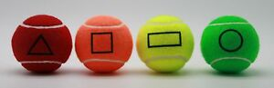 Price of Bath  4 Tennis Balls- Shapes & Colours