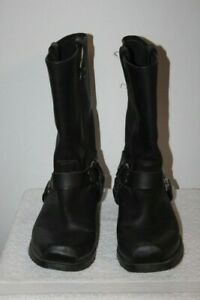 Harley Davidson size 12W Leather Boots