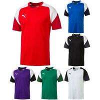 ✅ New Puma Esito Teamwear Mens Training Football Running Jersey Tee T Shirt ✅