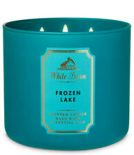 White Barn Frozen Lake Three Wick 14.5 Ounces Scented Candle