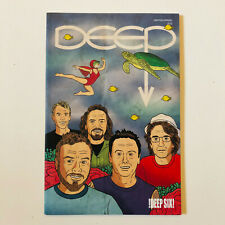 PEARL JAM DEEP #6 !DEEP SIX! Winter/Spring 2010 Magazine Book TEN CLUB 10C!!