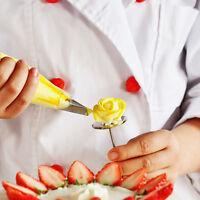 Neu Blumen-Werkzeug Icing Creme DIY backen Kuchen Kuchen Dekorieren Sugar