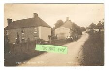 RP West Winterslow No427 Nr West Tytherley Mottisfont Salisbury Wiltshire unused