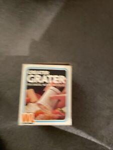 Wl Housewares Greater Grater Vintage bnib