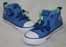 Converse Toddler Boys' CTAS Street Mid Top Nightfall Blue Sneakers-Asst Size NWB