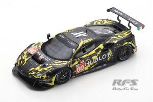 Ferrari 488 GTE 24h Le Mans 2020 Iron Lynx Hublot 1:43 Looksmart LM112 NEU