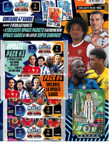 2020/21 Match Attax Champions - Update Pack inc Cristiano Ronaldo Limited Editio