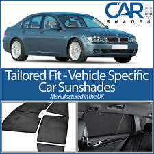 BMW 7 Series 4dr 2002-2008 CAR WINDOW SUN SHADE BABY SEAT CHILD BOOSTER BLIND UV