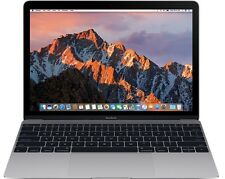 MacBook 12 Space Gray Early 2016 MLH82LL/A 1.2GHz m5 8GB 512GB NEW SEALED