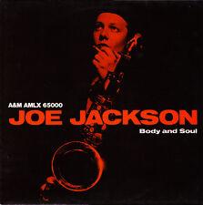 "JOE JACKSON ""BODY AND SOUL"" PREMIUM QUALITY USED LP (NM/EX)"