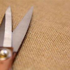 De Lujo Natural Tejido Yute Arpillera Saco Tapicería Forro 100cm Ancho