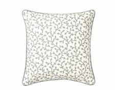 New Ikea Cushion Covers, Lungort, 50 x 50 cm Grey and White