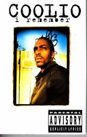 Coolio I Remember 1994 Cassette Tape Maxi Single Rap Hiphop