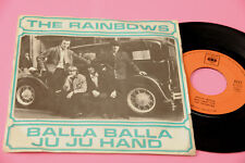 "THE RAINBOWS 7"" BALLA BALLA ORIG ITALY BEAT 1966"