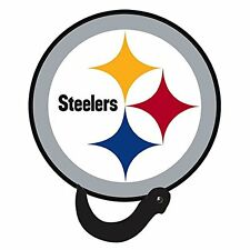 Official Nfl Pittsburgh Steelers Football Game Day 8 inch Personal Fan Evergreen