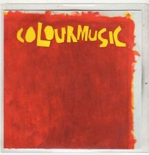 (EV508) Colour Music, Yes! EP - 2009 DJ CD