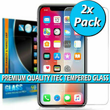 Tempered Glass Screen Protector For iPhone 12 13 11 Pro Max Mini XR X XS MAX