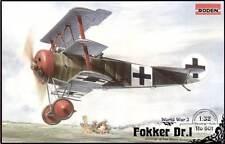 1/32 Roden Fokker DR.I Triplane #601