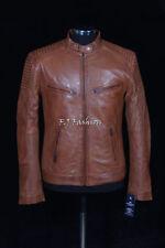 Abrigos y chaquetas de hombre en color principal marrón