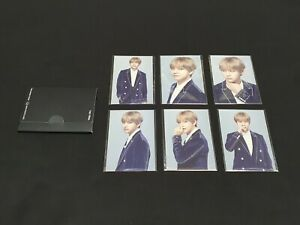 BTS WING TOUR FINAL CONCERT OFFICIAL V Photocard set
