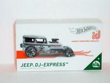 Hot Wheels 2019 Id Car (id) Jeep Dj-Express Limited Run Collectible